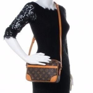 Authentic Louis Vuitton Shoulder Bag Trocadero 23